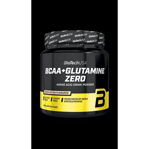 BioTech USA - BCAA + Glutamine ZERO - 480 g