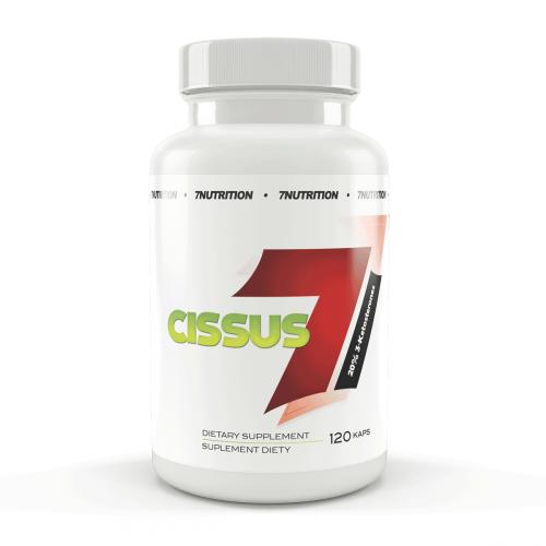 7Nutrition - Cissus 750 mg - 120 kapsułek