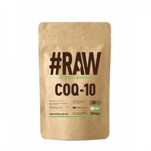 #RAW - CoQ-10 100 mg - 120 kapsułek