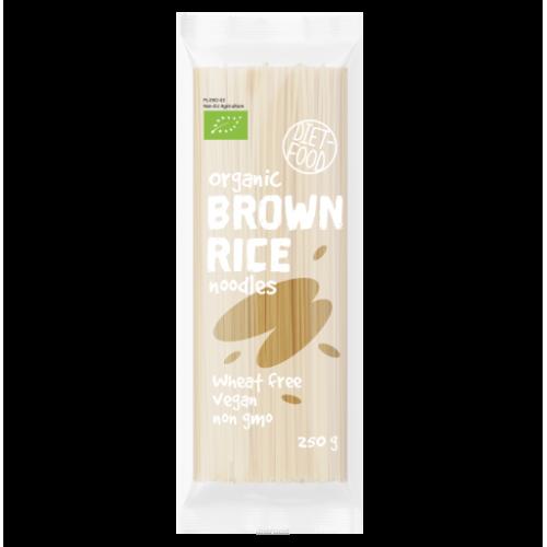 Makaron z brązowego ryżu BIO - 250 g