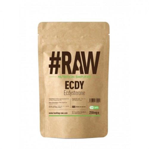 #RAW - ECDY 250 mg -120 kapsułek