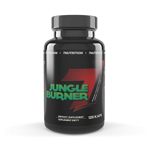 7Nutrition - Jungle Burner - 120 kapsułek