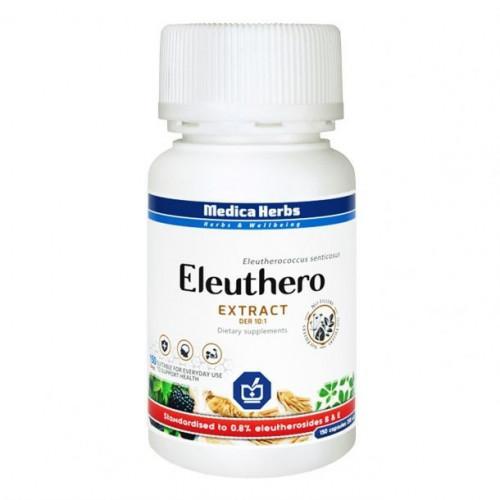 Medica Herbs - Eleuthero - 150 kapsułek