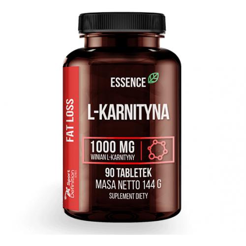 Essence - L-Karnityna - 90 tabletek