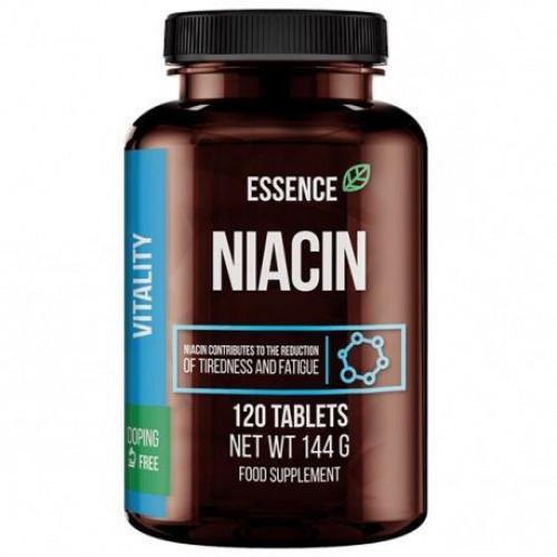 Essence - Niacyna - 120 tabletek