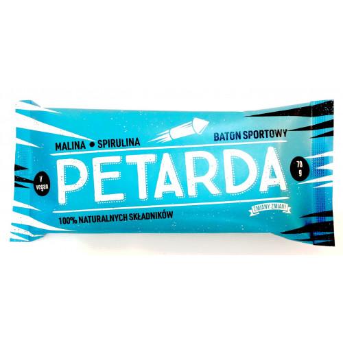 ZmianyZmiany - Petrda - malina - spirulina  - 70 g