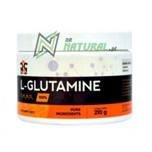 R2G - L-Glutamine - 210 g