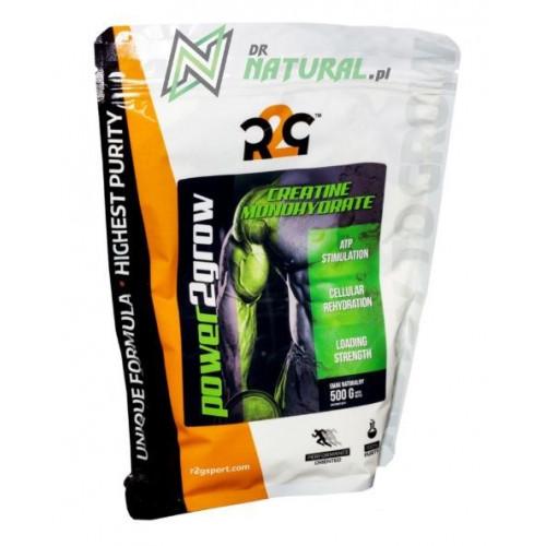 R2G - Power2Grow Creatine Monohydrate - 500 g
