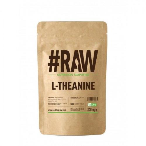 #RAW - L-Theanine 200 mg - 120 kapsułek
