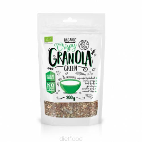Granola z Green BIO - 200 g