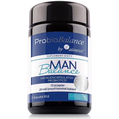 ProbioBalance - Man Balance - 30 kapsułek