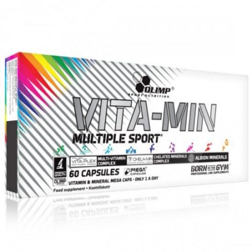 Olimp - Vita-Min Multiple SPORT - 60 kapsułek