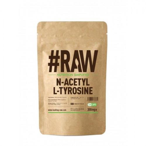 #RAW - N-Acetyl-L-Tyrosine 300 mg - 120 kapsułek