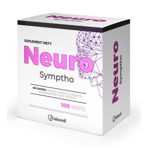 Laborell - Neuro Symptho - 100 kapsułek