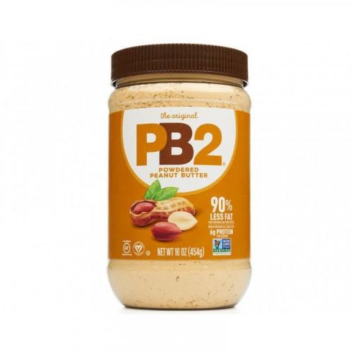PB2 - Odtłuszczone masło orzechowe w proszku - 454 g