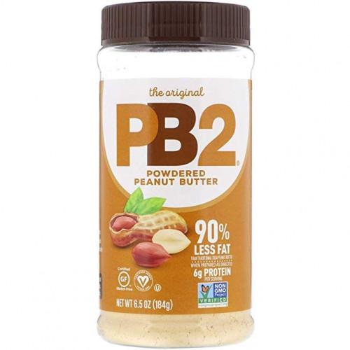 PB2 - Odtłuszczone masło orzechowe w proszku - 184 g