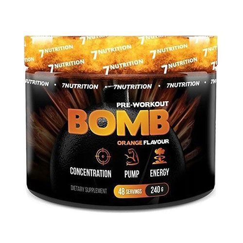7Nutrition - BOMB Pre-Workout - 240 g