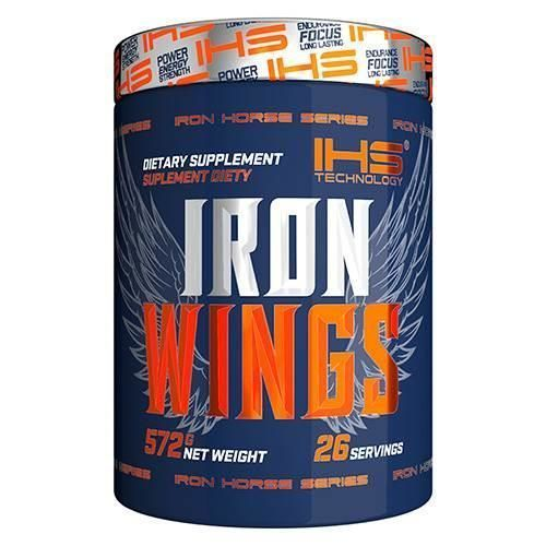 Iron Horse - Iron Wings - 572 g