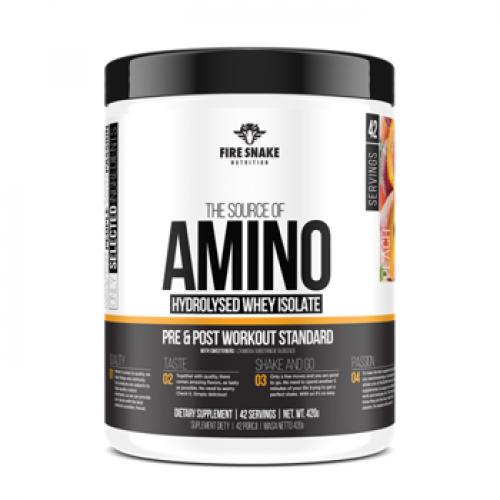 FireSnake - Amino Hydro - 420 g