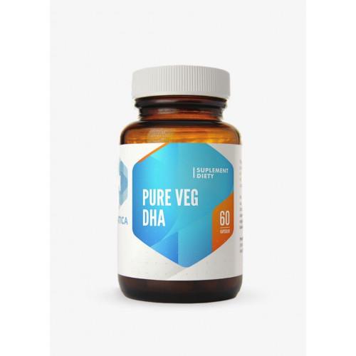 Hepatica - Pure Veg DHA - 60 kapsułek
