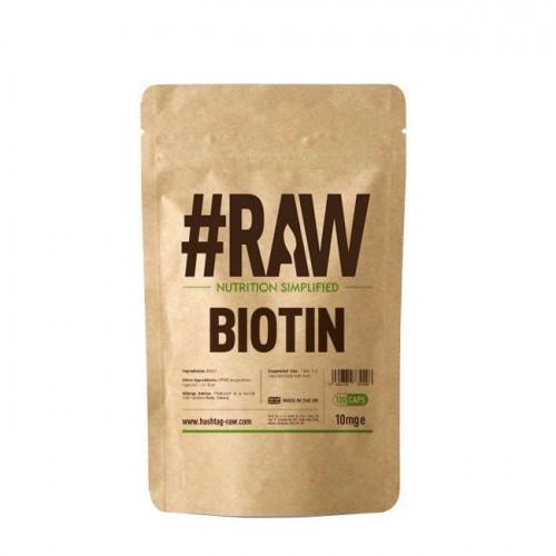 #RAW - Biotin 10 mg - 120 kapsułek