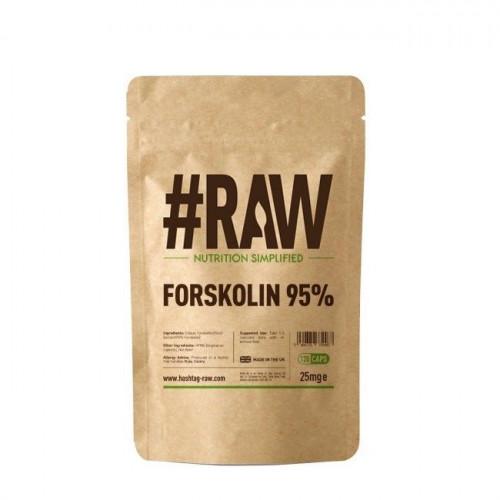 #RAW - Forskolin 95% 25 mg - 120 kapsułek