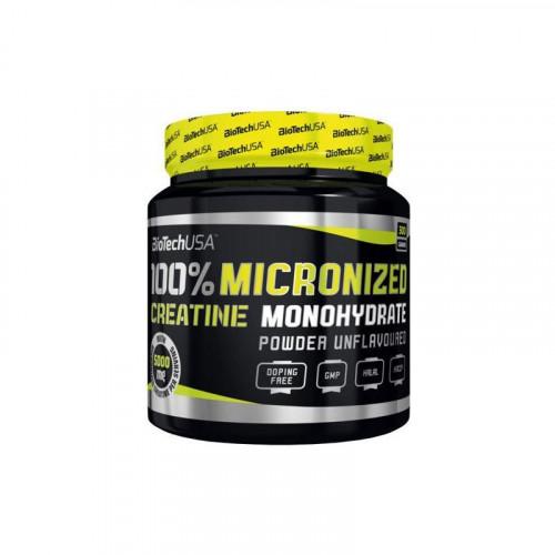 BioTech USA - Creatine Monohydrate - 300 g