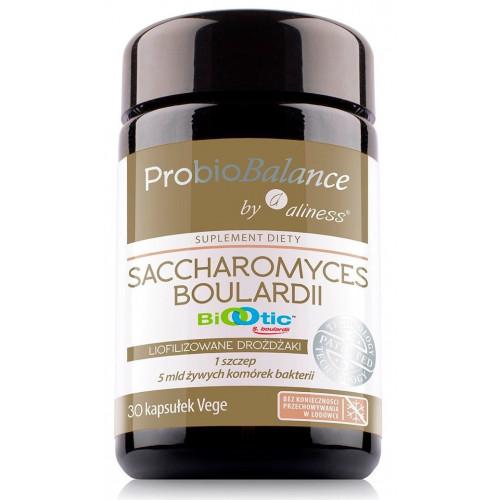 ProbioBalance - Saccharomyces Boualardii - 30 kapsułek