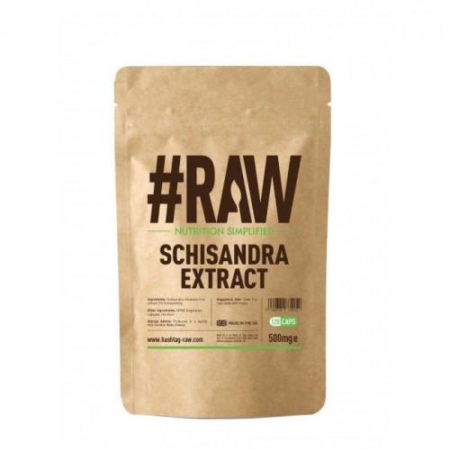#RAW - Schisandra Extract 500 mg - 120 kapsułek