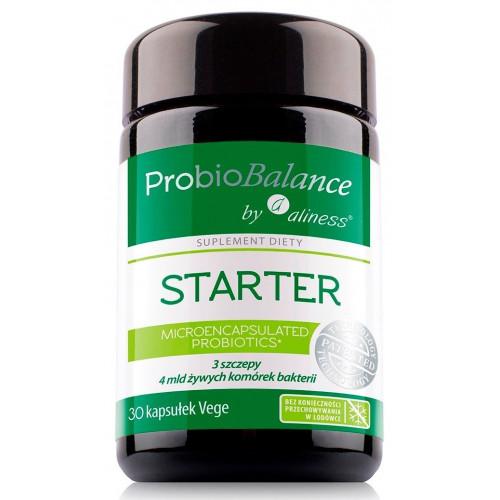 ProbioBalance - Starter Probiotyk - 30 kapsułek