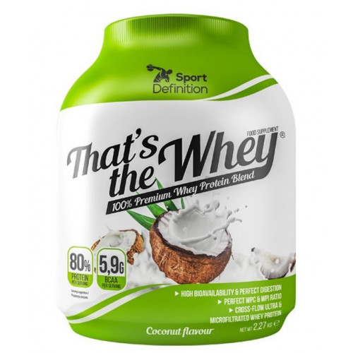 Sport Definition - That's the Whey - 2270 g