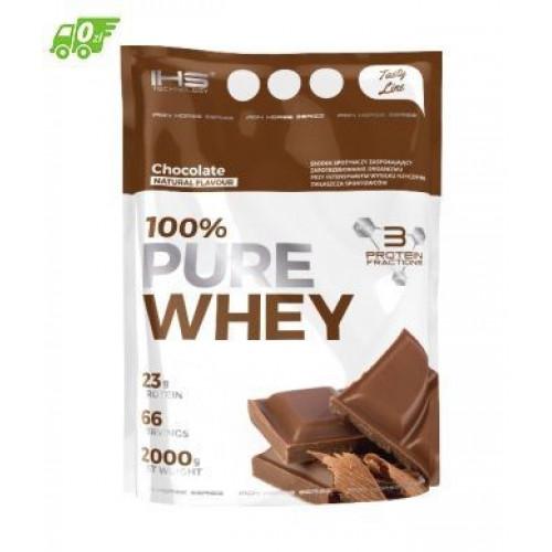 Iron Horse - 100% Pure Whey - 2000 g