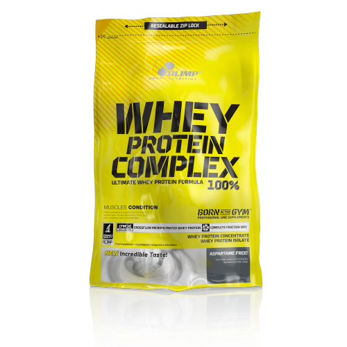Olimp - Whey Protein Complex 100% - 700 g