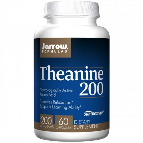 Jarrow - L-Theanine 200 - 60 kapsułek