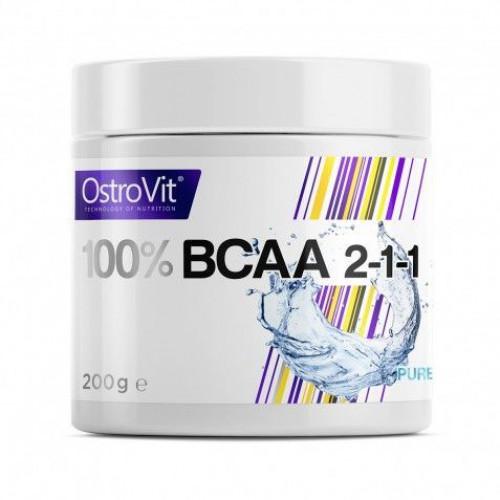 OstroVit - 100% BCAA 2-1-1 - 200 g
