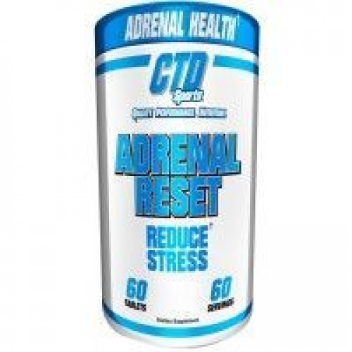 CTD Sports - Adrenal Reset - 60 tabletek