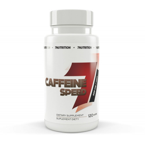 7Nutrition - Caffeine Speed - 120 kapsułek