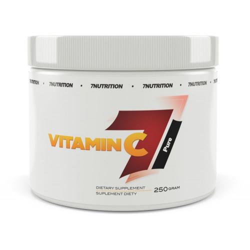 7Nutrition - Vitamin C - 250 g