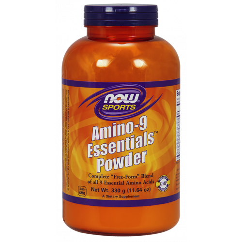 NOW - Amino-9 Essentials Powder - 330 g