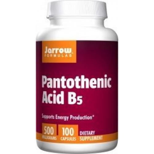 Jarrow - Pantothenic Acid B5 - 100 kapsułek