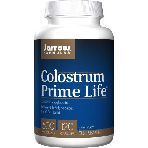 Jarrow - Colostrum Prime Life 500 mg - 120 kapsułek