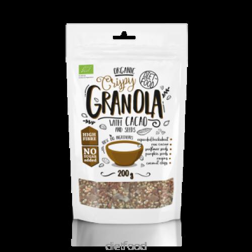 Granola z kakao BIO - 200 g