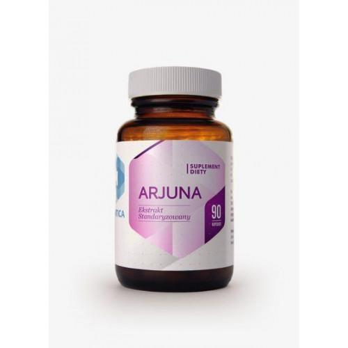 Hepatica - Arjuna - 90 kapsułek
