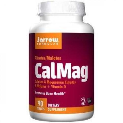 Jarrow - CalMag - 90 tabletek