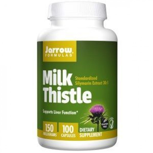 Jarrow - Milk Thistle - 100 kapsułek