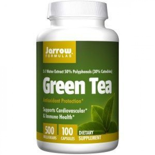 Jarrow - Green Tea - 100 kapsułek