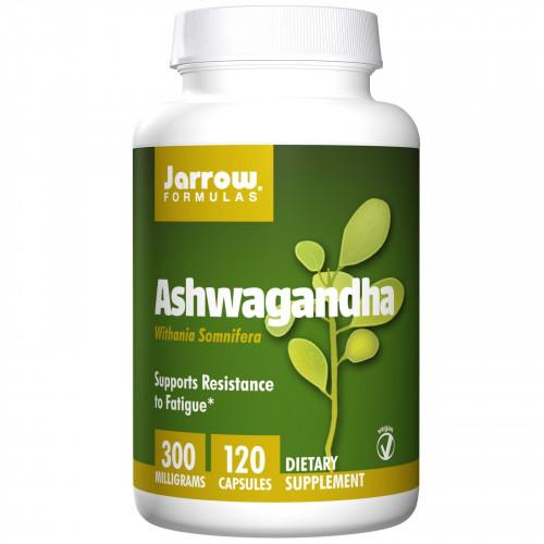 Jarrow - Ashwagandha - 120 kapsułek