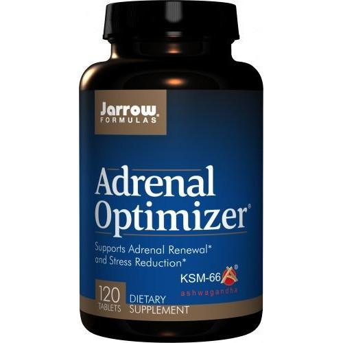 Jarrow - Adrenal Optimizer - 120 tabletek