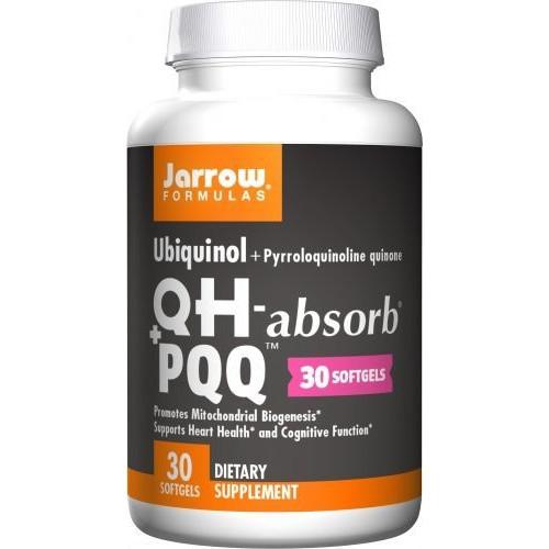 Jarrow - QH-absorb + PQQ - 30 kapsułek