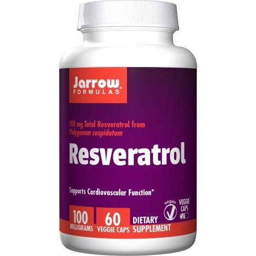 Jarrow - Resveratrol - 60 kapsułek